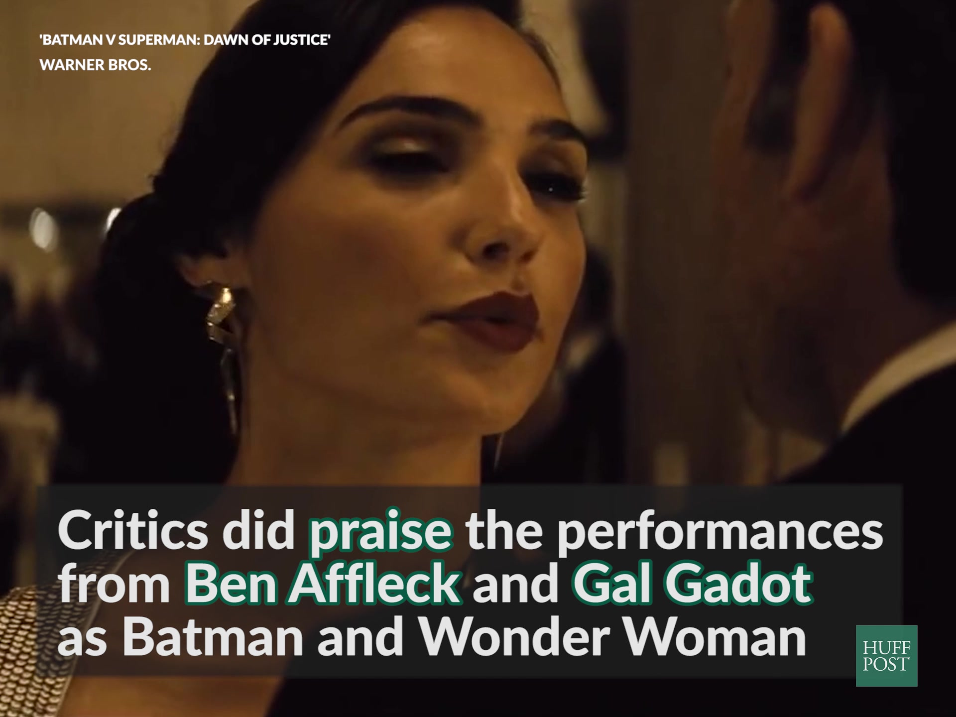 Critics RIP Into 'Batman V Superman'