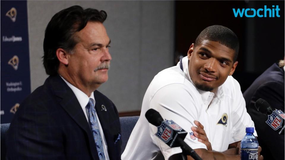 Rams shoot down Michael Sam conspiracy theory