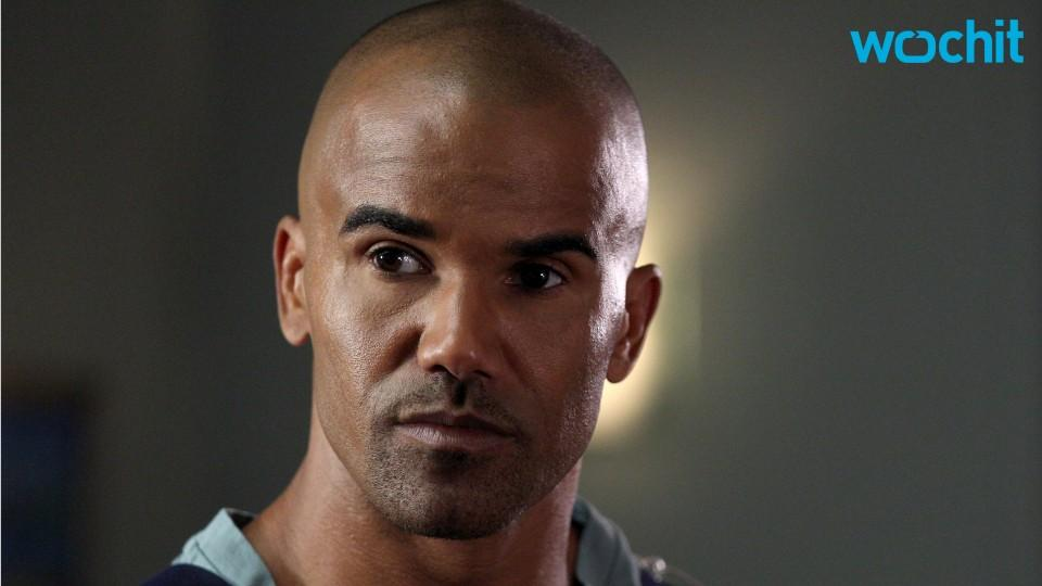 Shemar Moore is Exiting Criminal Minds