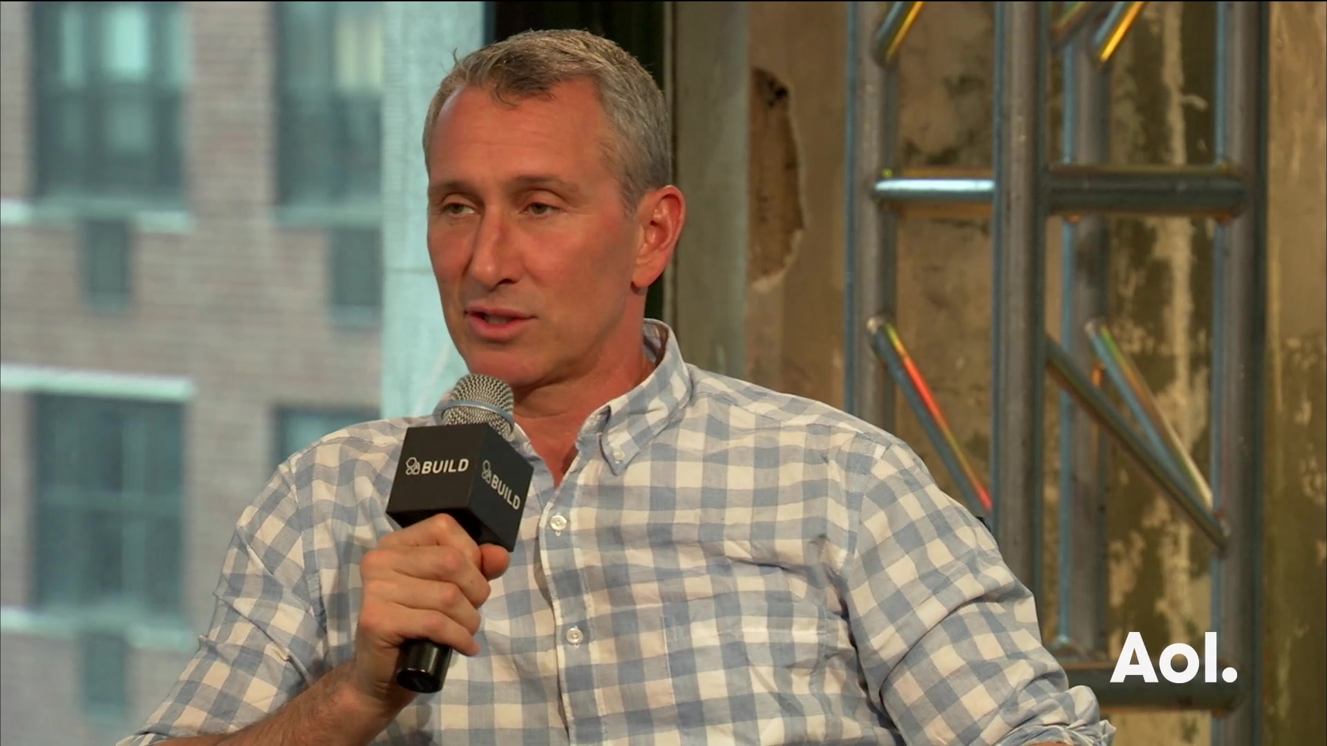 "Adam Shankman On ""Girl About Town"""