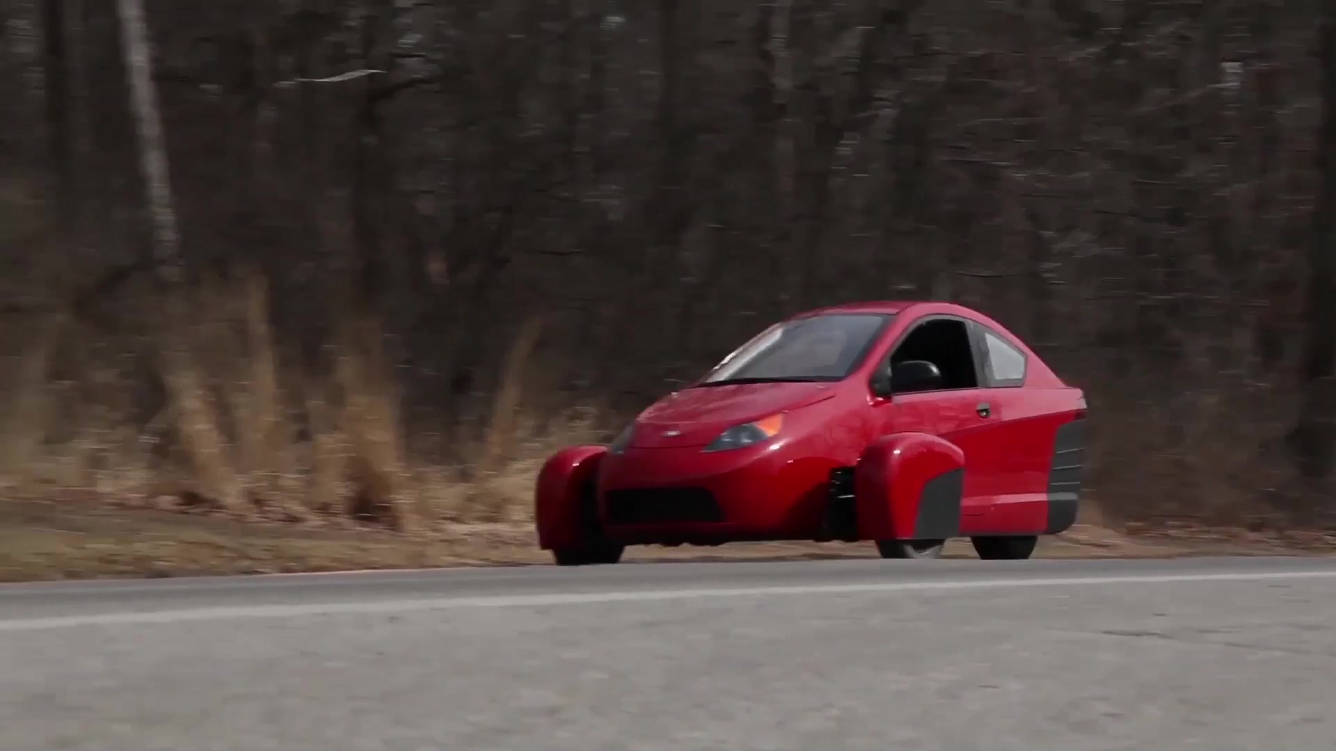Elio Motors Driving Video