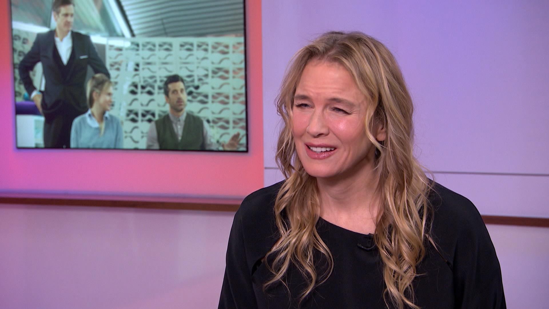 Renee Zellweger: We Shot Several Endings to 'Bridget Jones's Baby'