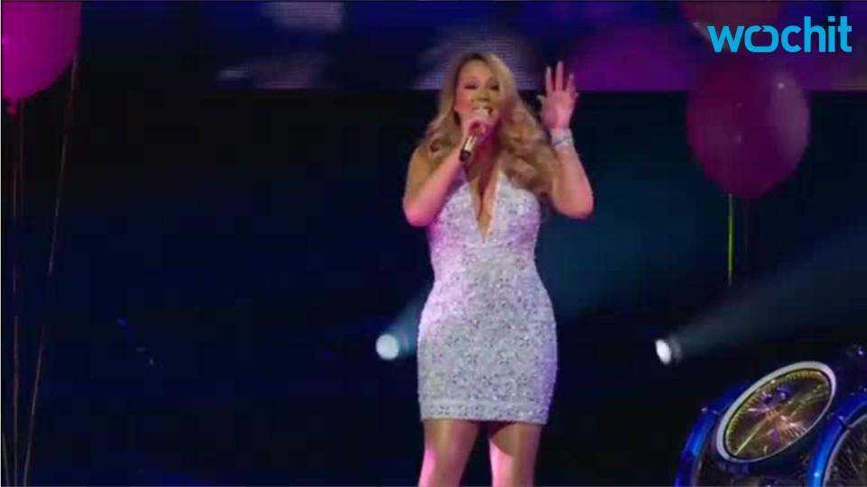 Mariah Carey cancels Brussels concert over security concerns