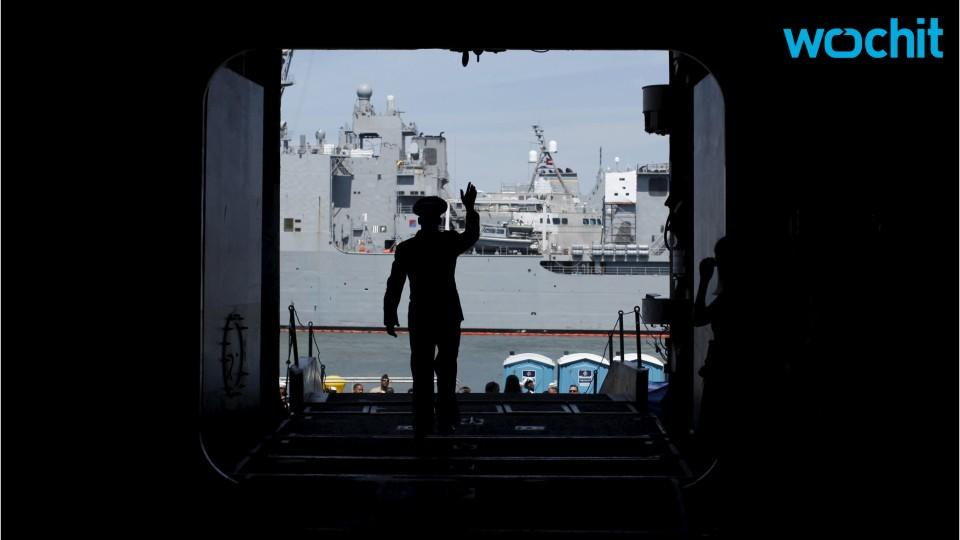U.S. Navy Captain gets 46 months for bribery