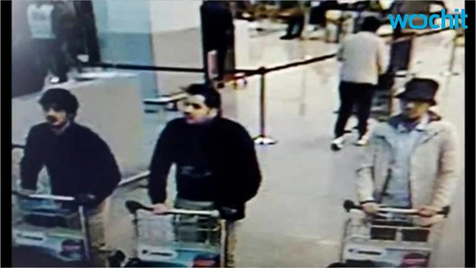 Brussels Attack : Third Suspect Identified