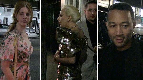 Lady Gaga -- Epic 30th Birthday Party Features Michael Jackson Gift