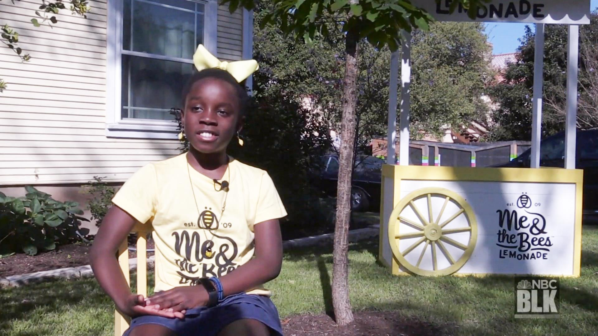 11-Year-Old Entrepreneur's Sweet Success Story