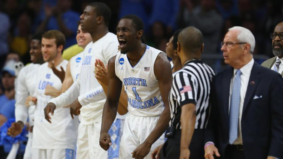 North Carolina Takes Down Notre Dame, Advances to Final Four
