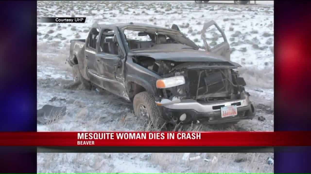 Woman Killed in Crash on Way to Mother's Funeral