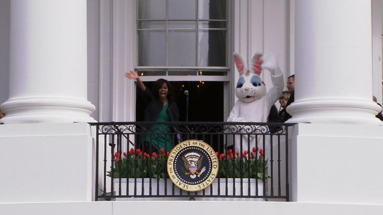 First Lady: Last Easter Egg Roll 'Bittersweet'