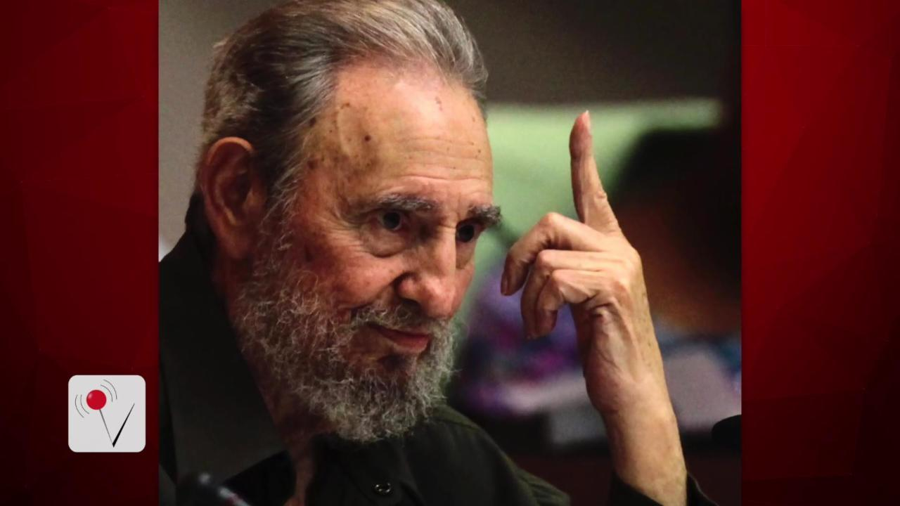 Fidel Castro: 'We Don't Need Any Presents'