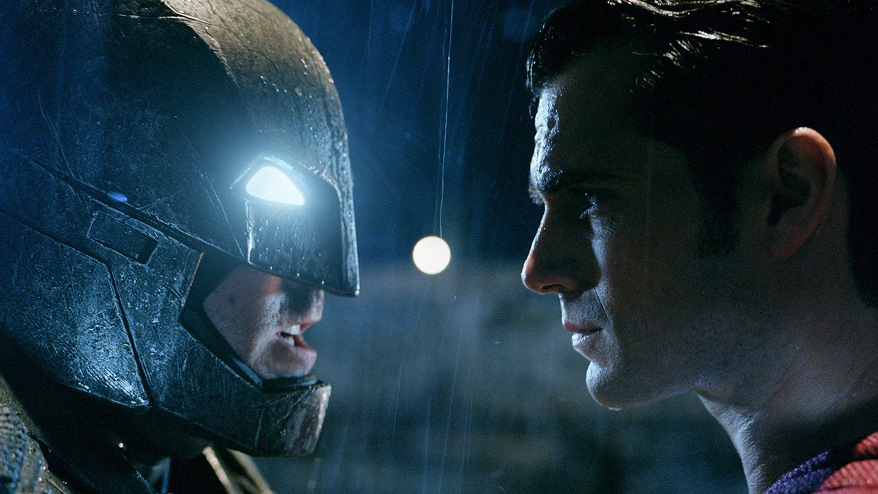 Batman V Superman Defies Critics To Record Opening