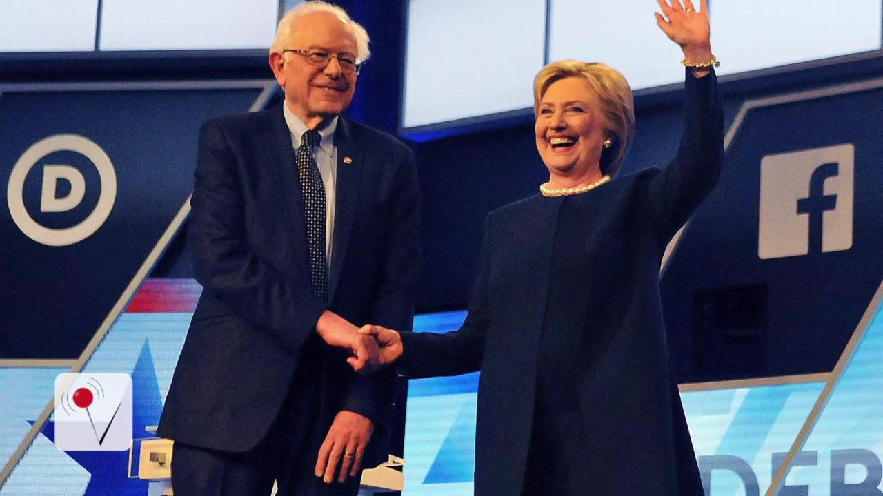 Clinton Won't Debate Sanders if He Gets Negative