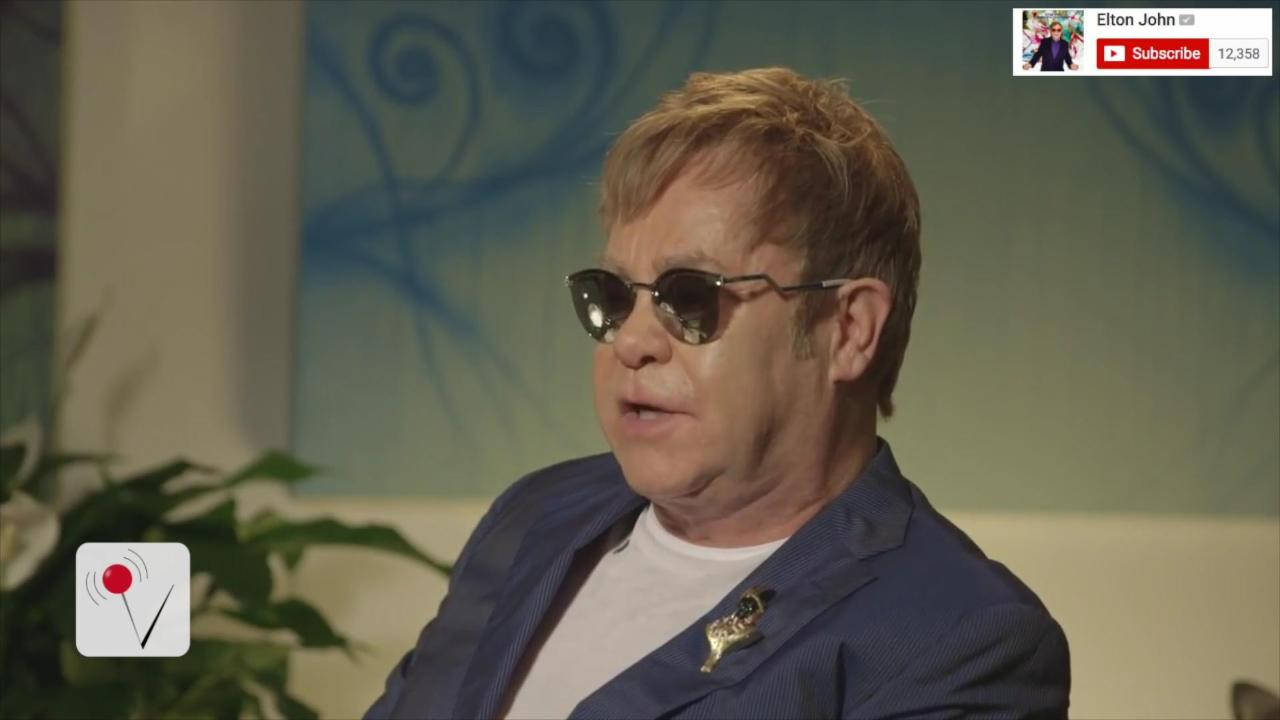 Elton John Sued for Sexual Harassment by Former Bodyguard