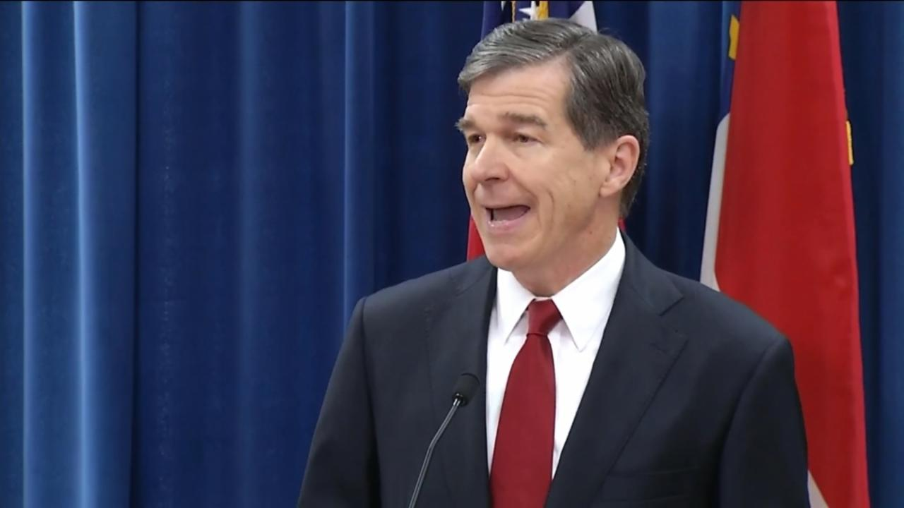 N.C. attorney general won't defend transgender law