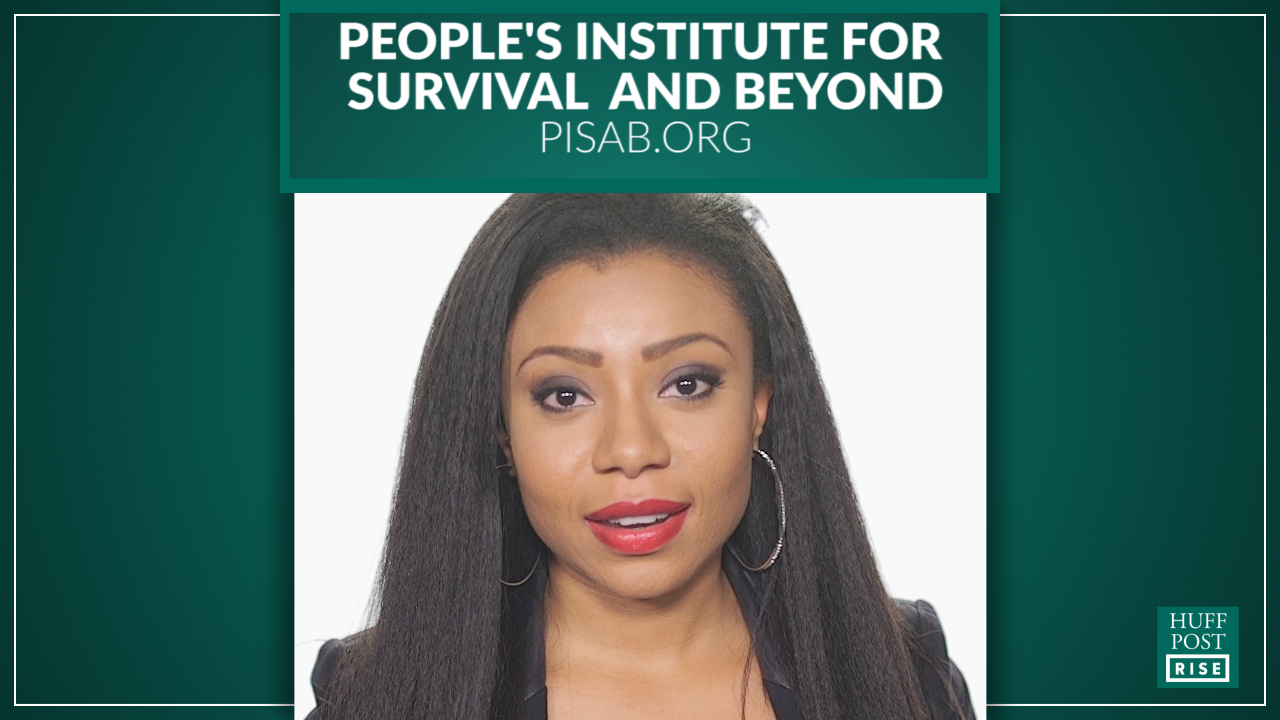 Shalita Grant Talks The People's Institute For Survival And Beyond