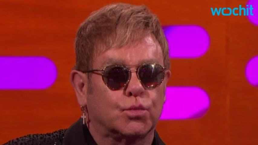 L.A Police Captain Sues Elton for Alleging Sexual Harassment