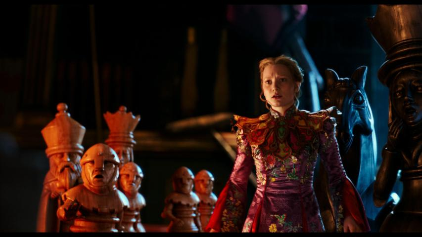 'Alice Through the Looking Glass' (2016) Official Trailer #3
