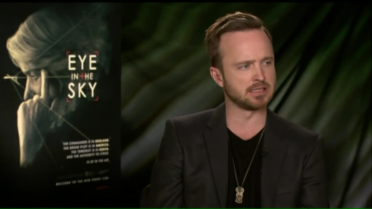 Aaron Paul Reflects On Life After 'Breaking Bad'