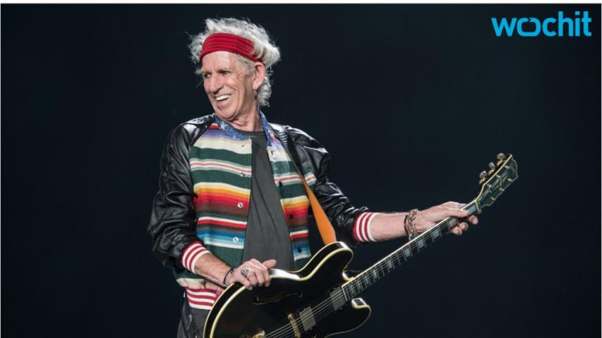Keith Richards calls out today's pop stars for not being original