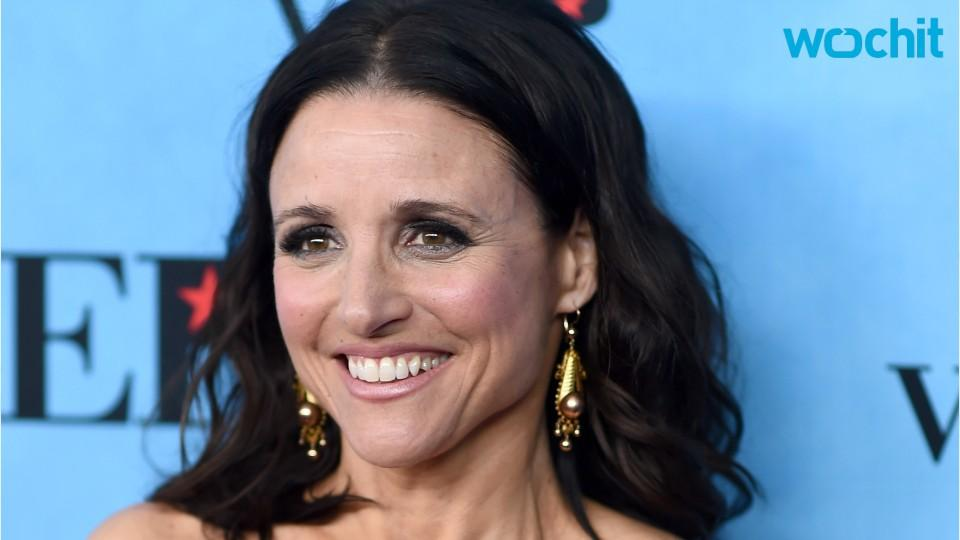 'SNL' Welcome Back Julia Louis Dreyfus