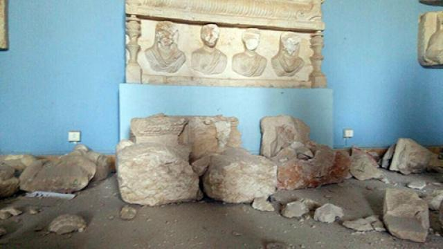 Archaeologists Rally to Help Formerly ISIS-Controlled Syrian City