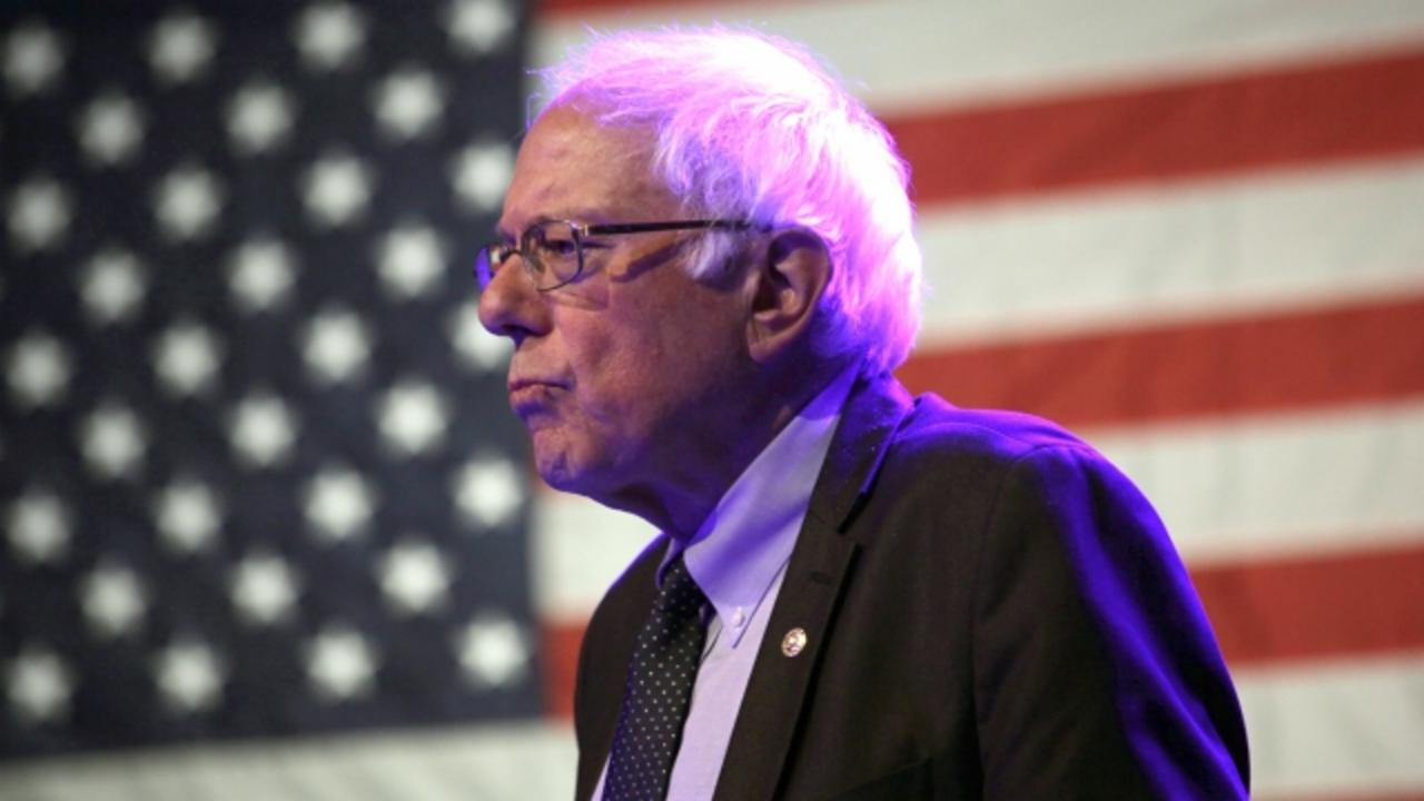 Sanders' Name Might Be Missing From Ballot Because of DC Democrats