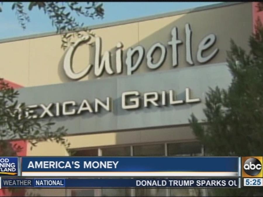 Chipotle may enter the burger business