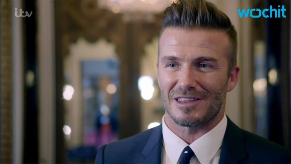 Where Did David Beckham Get His Latest Tattoo?