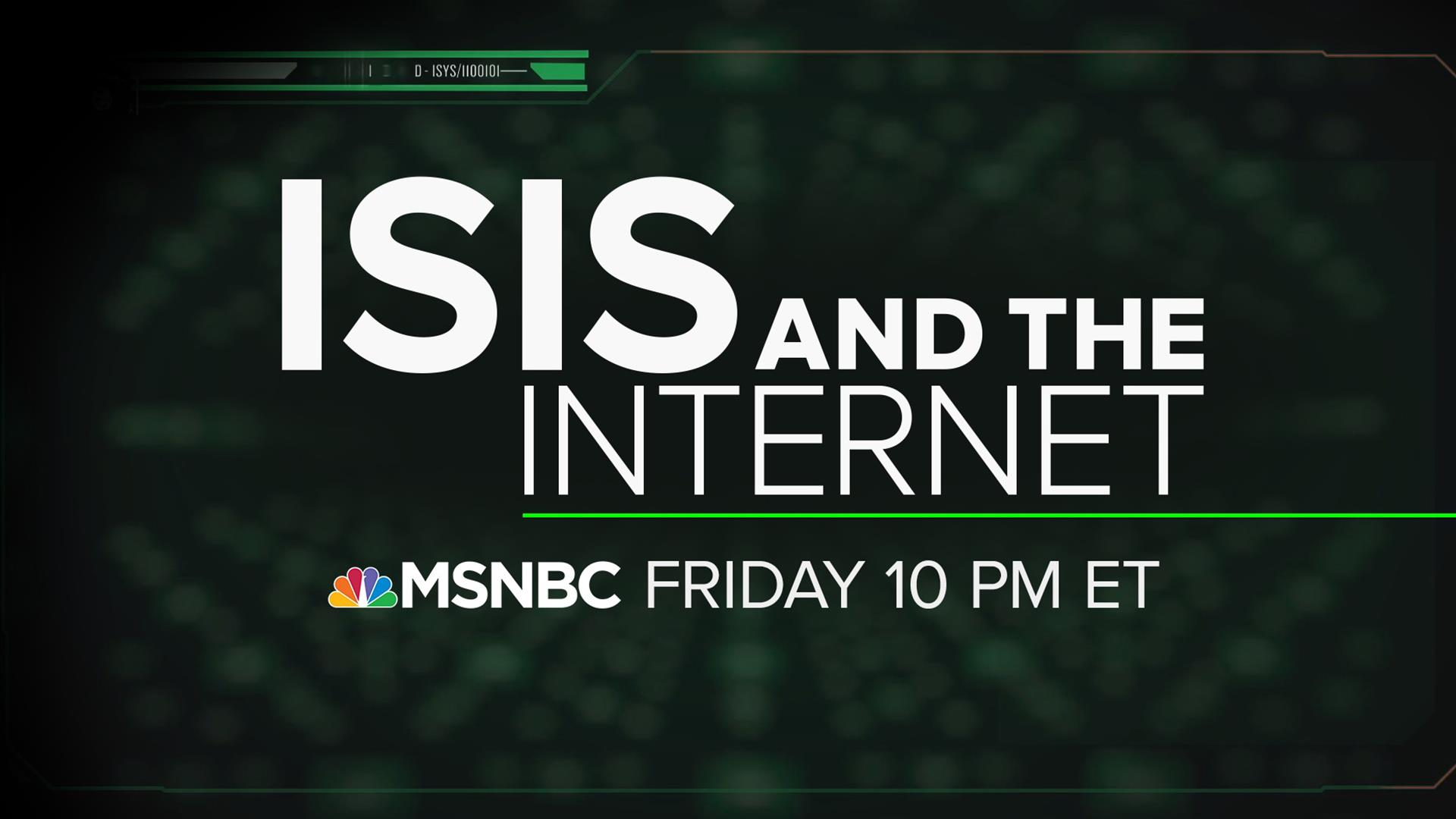 Isis and the Internet