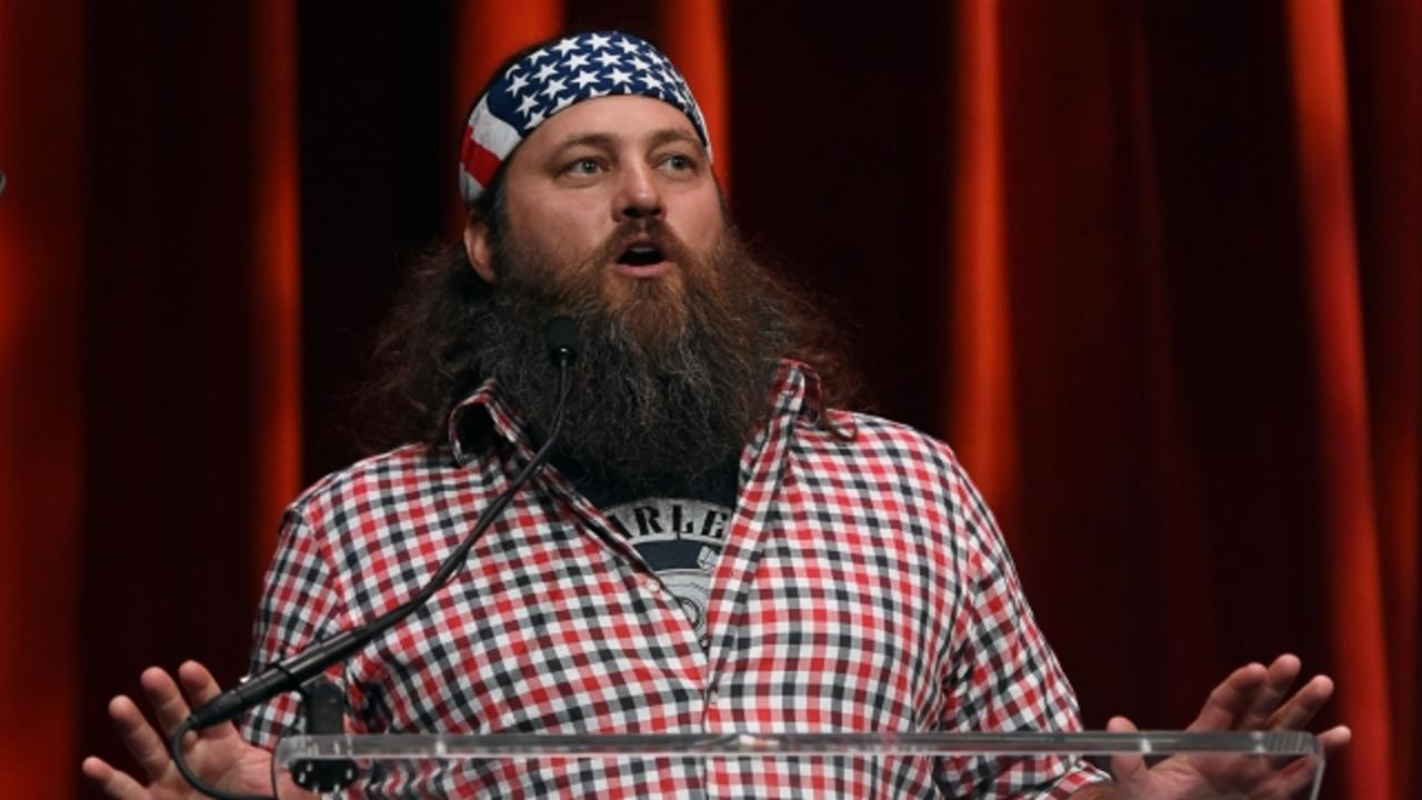 'Duck Dynasty' Star Willie Robertson Joins Fox News, Starts a Podcast