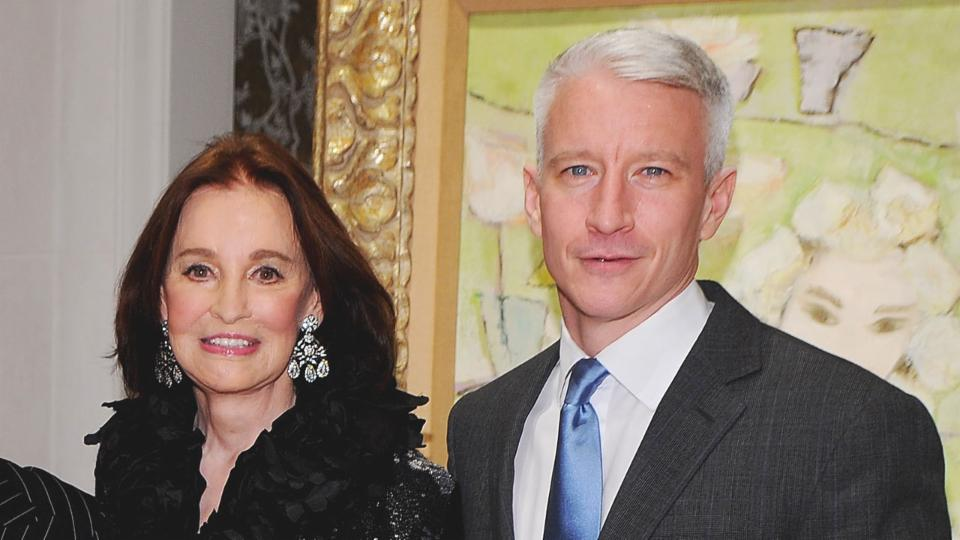 How Emails Between Anderson Cooper and Gloria Vanderbilt Became a Book
