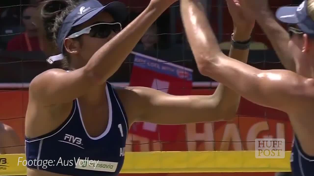 In Beach Volleyball, Sand Matters
