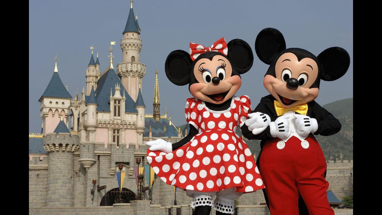 Conservative Group Says Disney Has 'Declared War' on Religious Freedom