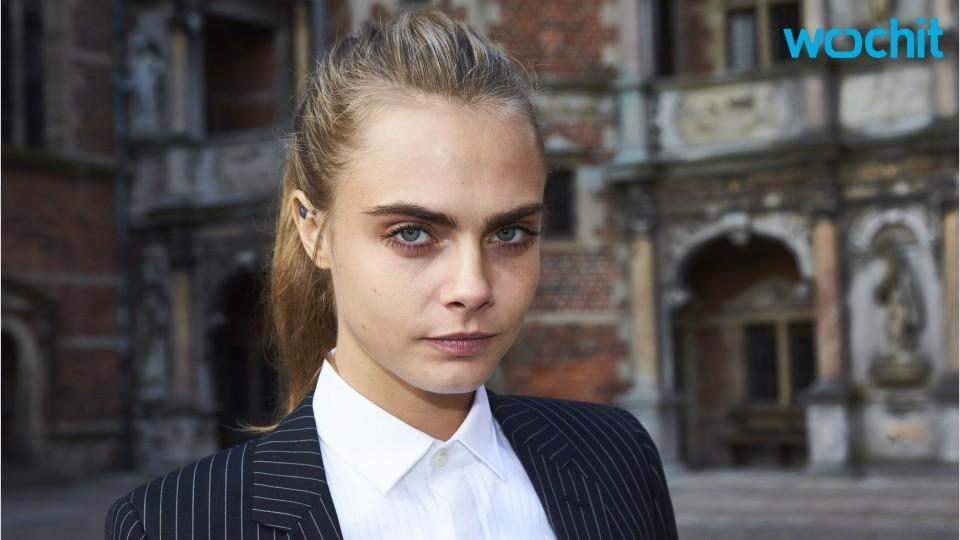 Cara Delevingne Opens Up About Depression Via Twitter