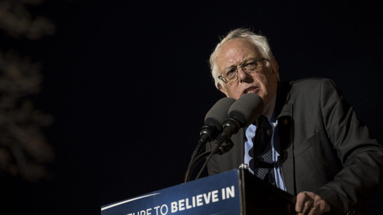 Bernie Sanders Breaks Another Fundraising Record in March