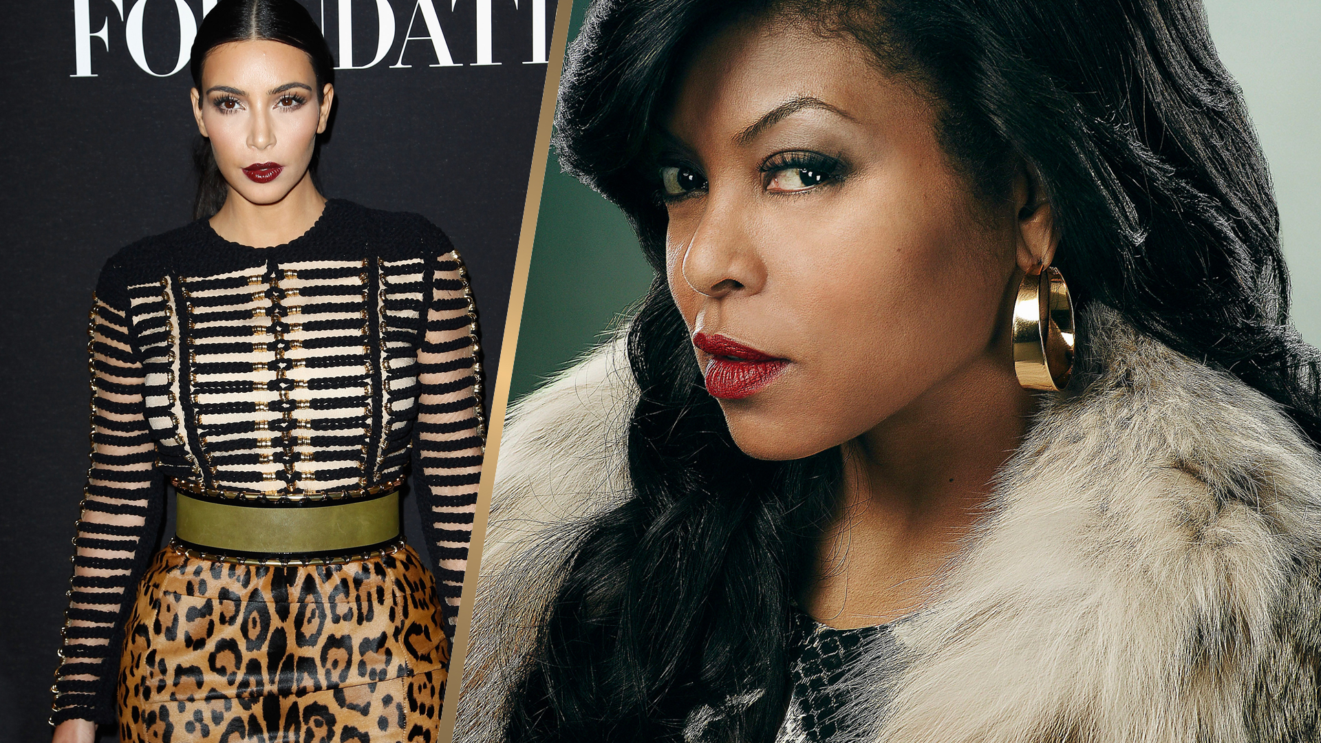 "When Celebs Channel ""Empire"" Character Cookie Lyon"