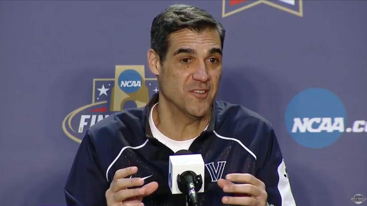 Villanova, Oklahoma Talk Final Four