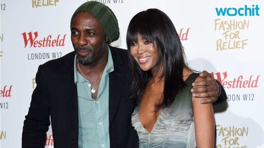 Naomi Campbell And Idris Elba Deny Romance Rumors