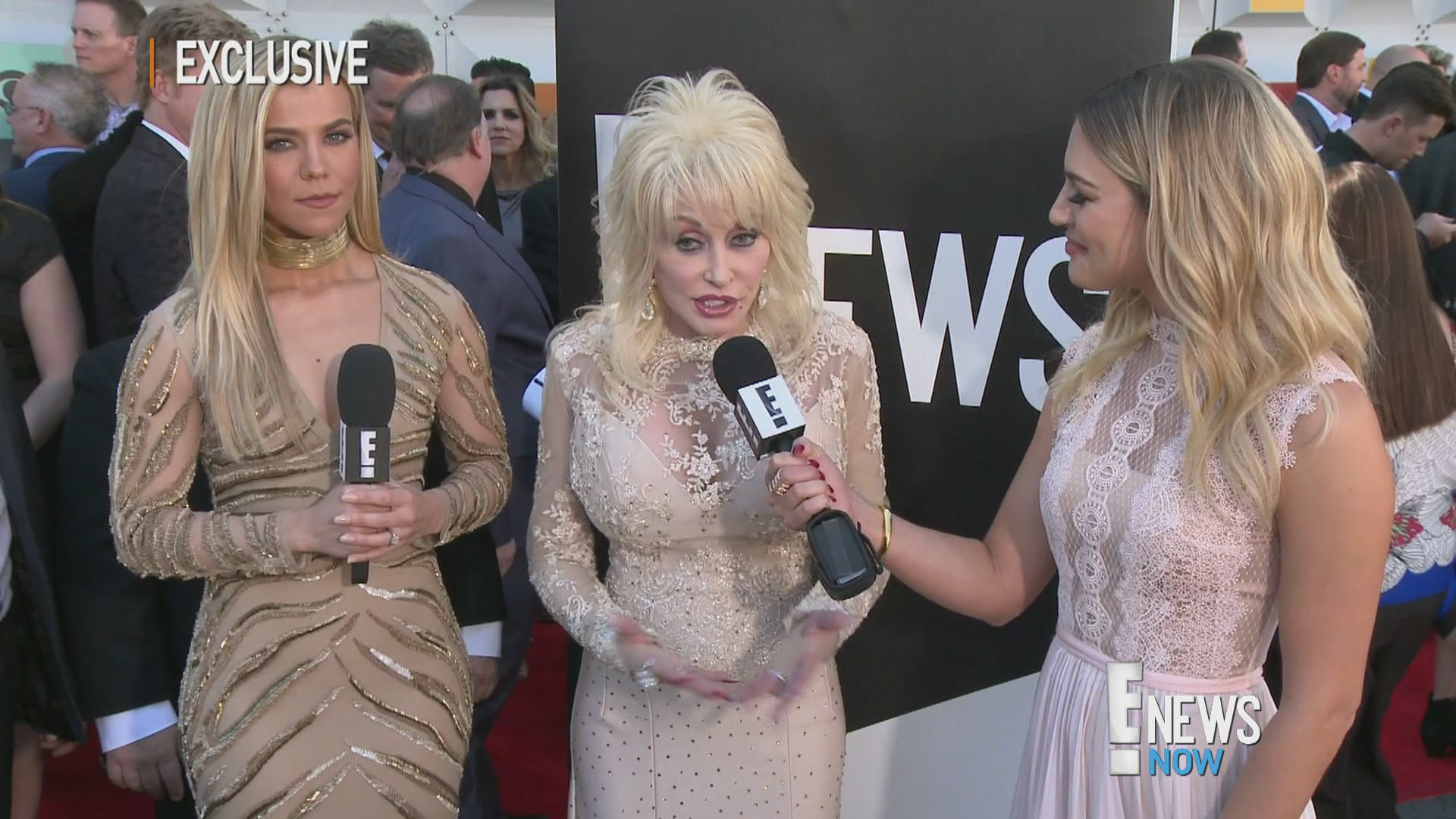 Dolly Parton on How Katy Perry Duet Came About