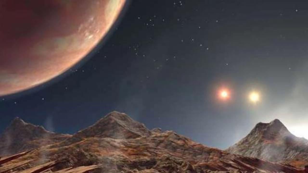 Astronomers Discover A Planet With Three Suns