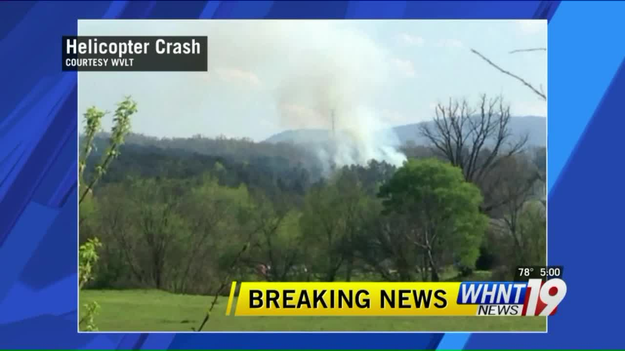 Multiple Tourists Dead After Helicopter Crash In Tennessee