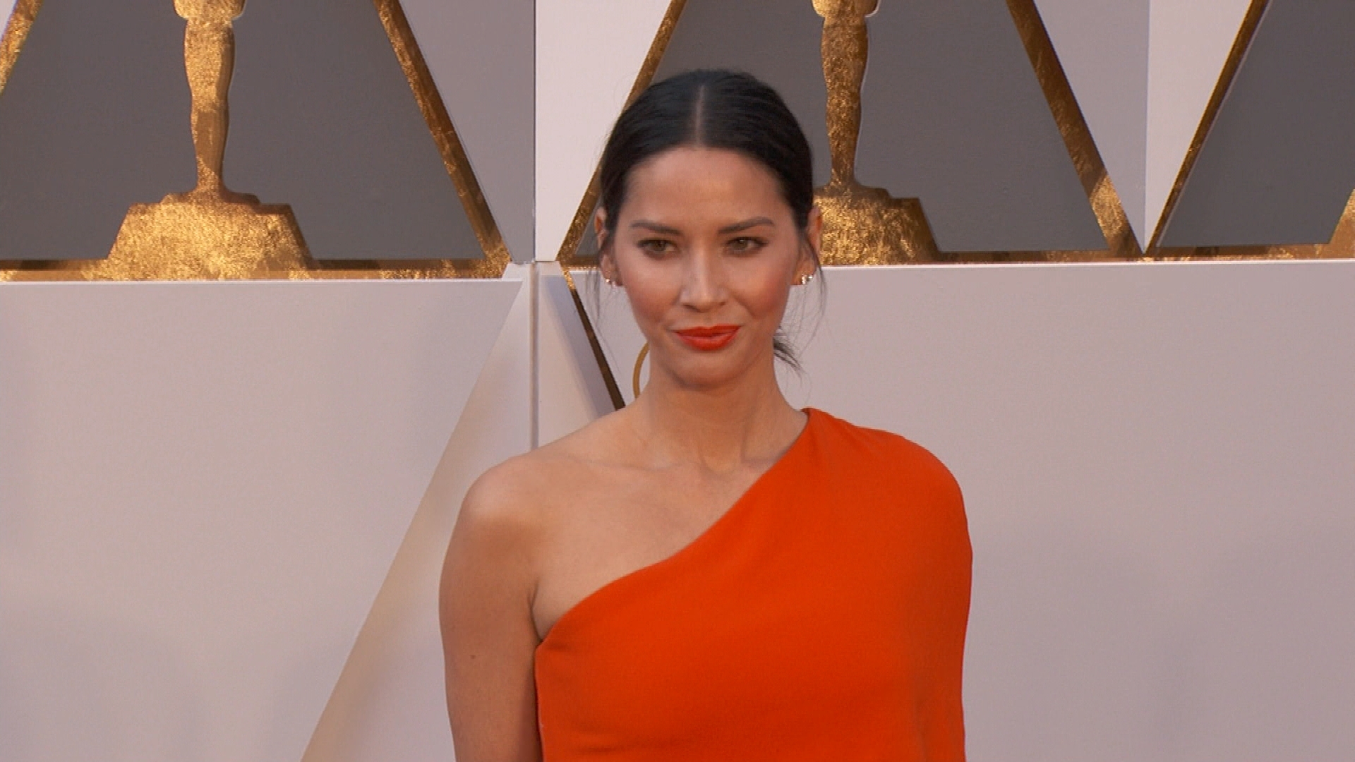 Olivia Munn Blames Plastic Surgery Rumors on Being Biracial