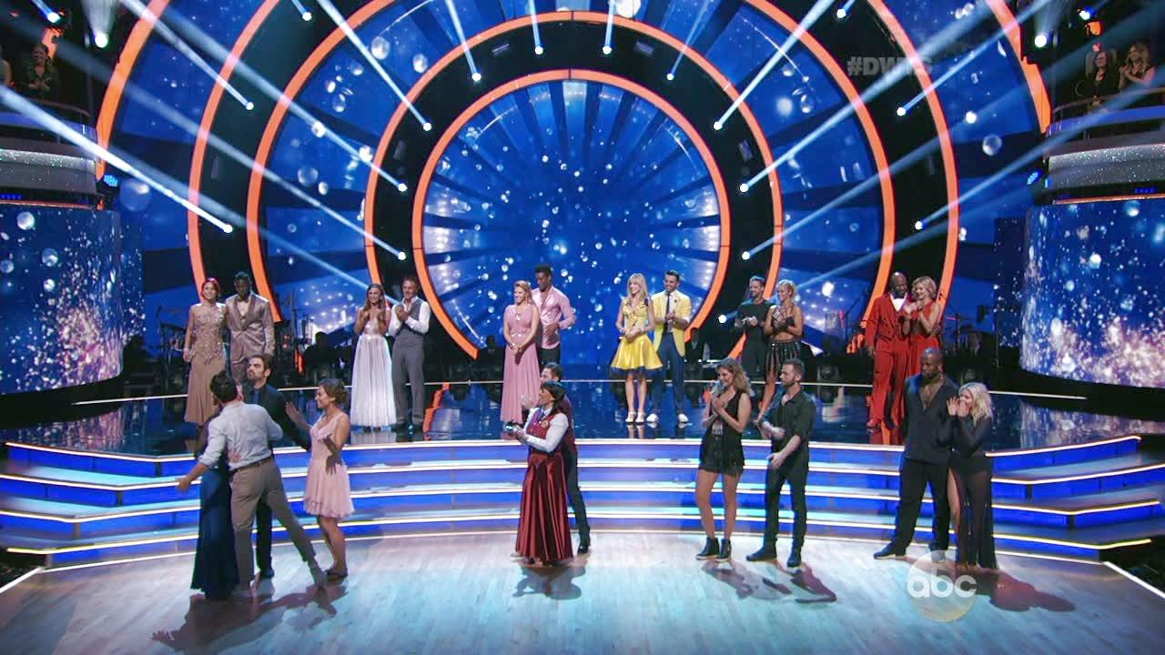 The Second DWTS Elimination of Season 22