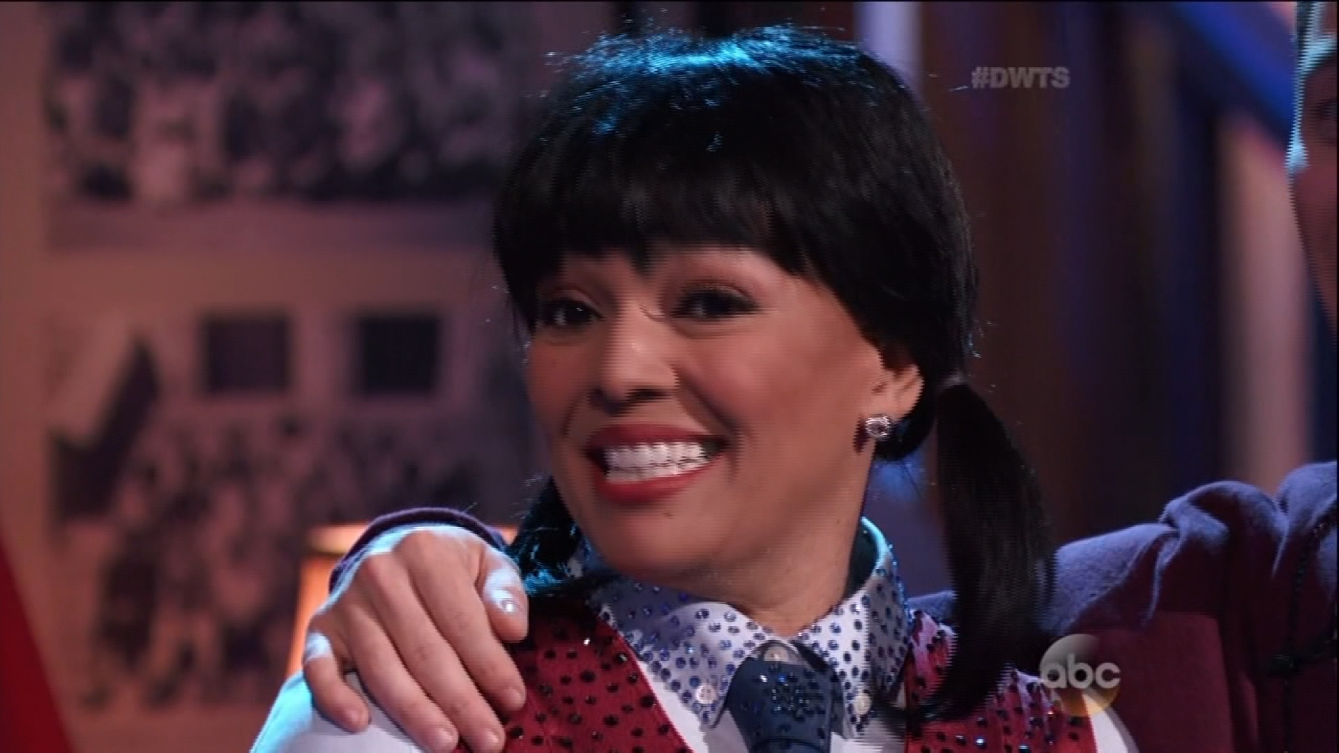 "Kim Fields Channels Tootie on ""DWTS"""