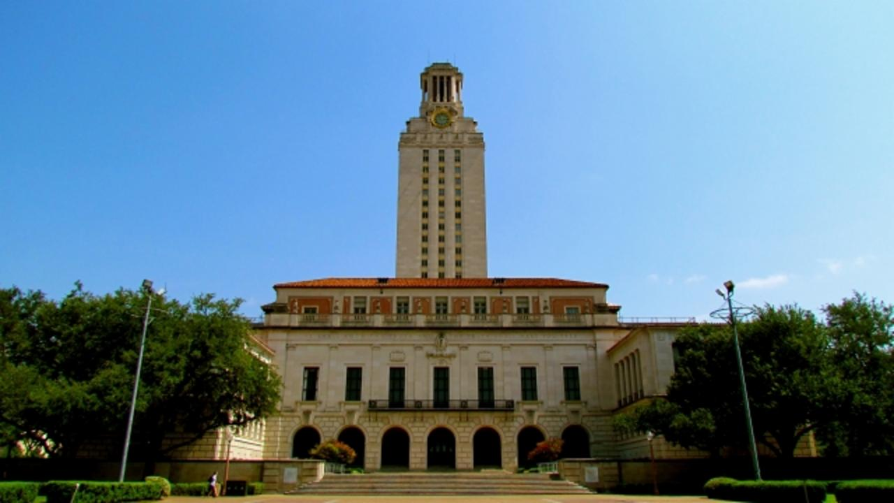 Body Found on University of Texas Campus in Austin