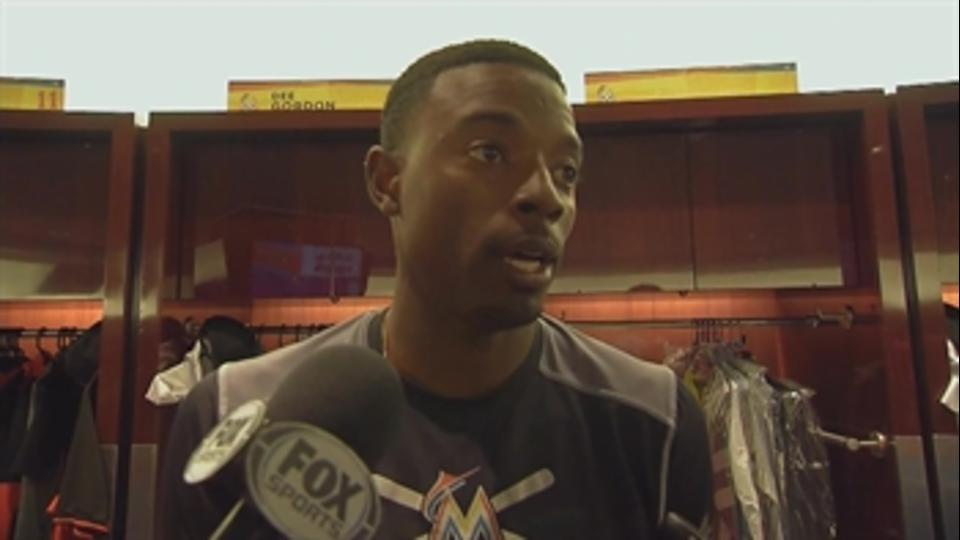 All-Star Dee Gordon proud of Marlins' heart