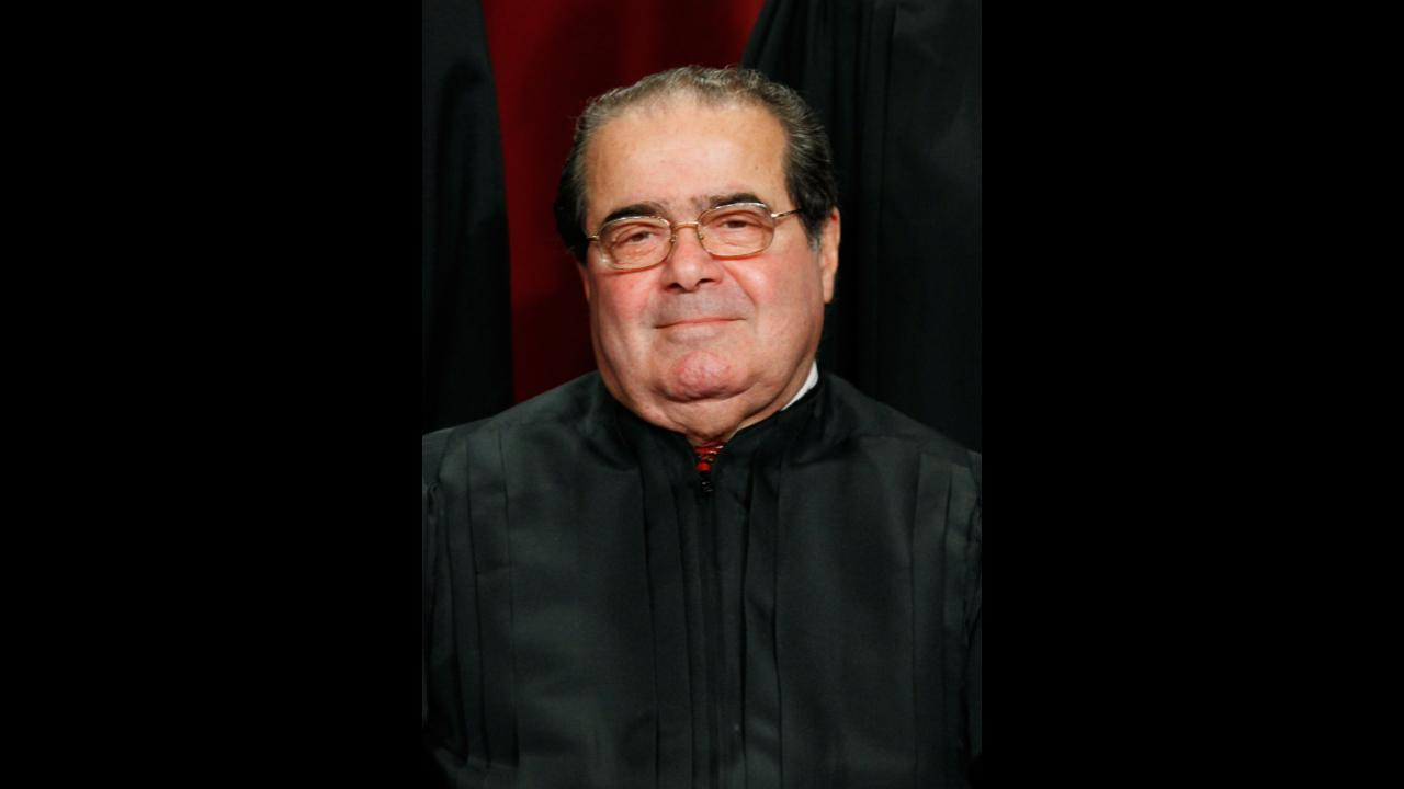 GMU Tweaks Its Antonin Scalia Law School Name to Avoid Awkward Acronym