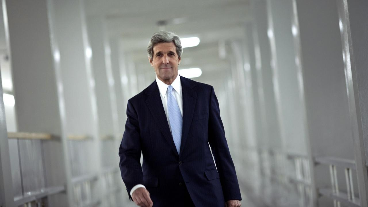 John Kerry: The Presidential Election Is 'Embarrassing' for the US