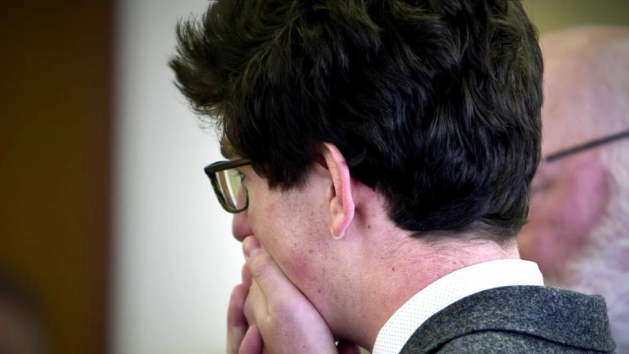Prep School Convict Owen Labrie Says Defense Didn't Focus on Felony Charge